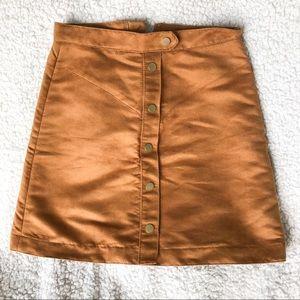 H&M•high waisted•skirt